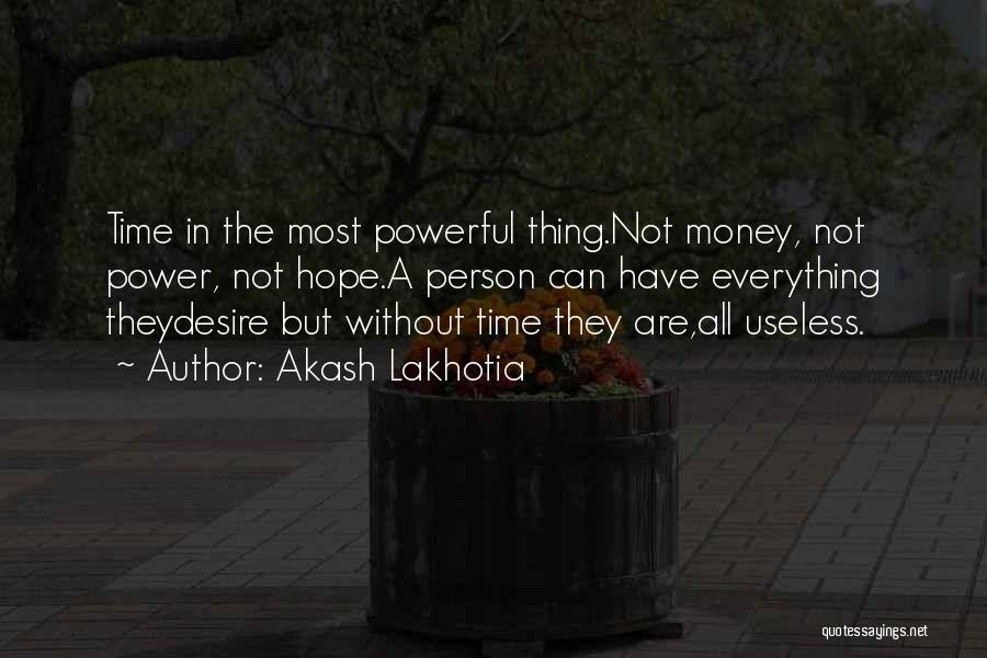 Fiction Literature Quotes By Akash Lakhotia