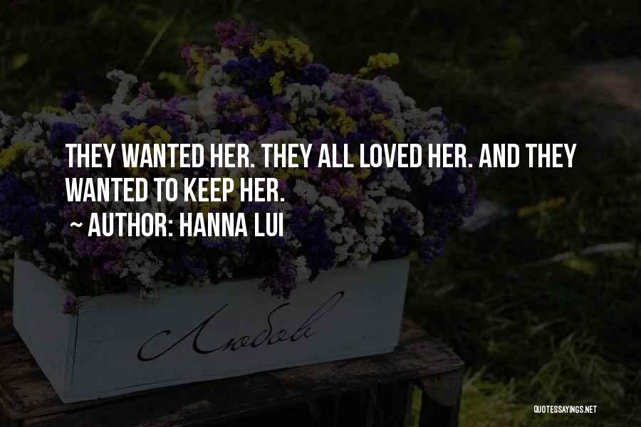 Fiction Literature Quotes By Hanna Lui