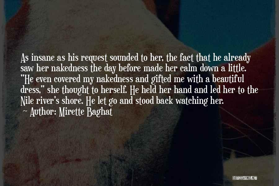 Fiction Literature Quotes By Mirette Baghat
