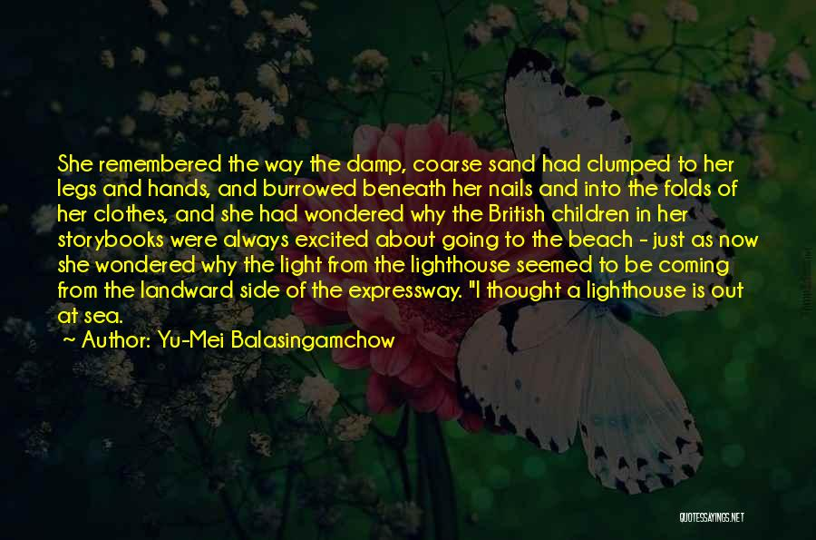 Fiction Literature Quotes By Yu-Mei Balasingamchow