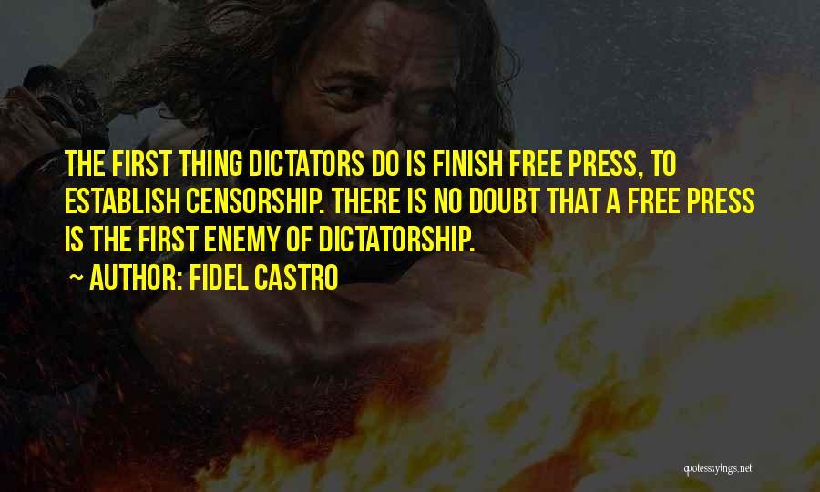 Fidel Quotes By Fidel Castro