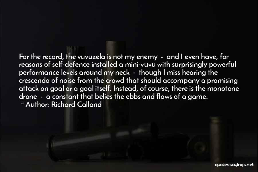 Fifa World Cup Quotes By Richard Calland