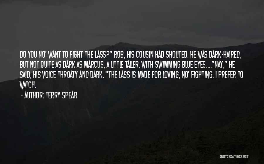 Fighting But Loving Quotes By Terry Spear