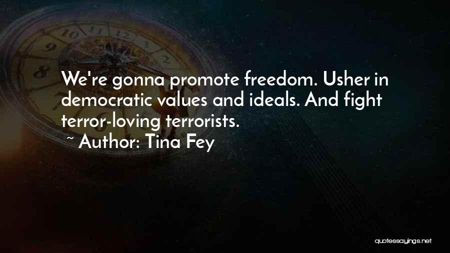 Fighting But Loving Quotes By Tina Fey