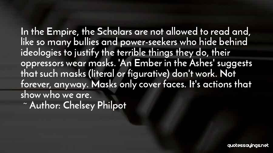 Figurative Quotes By Chelsey Philpot