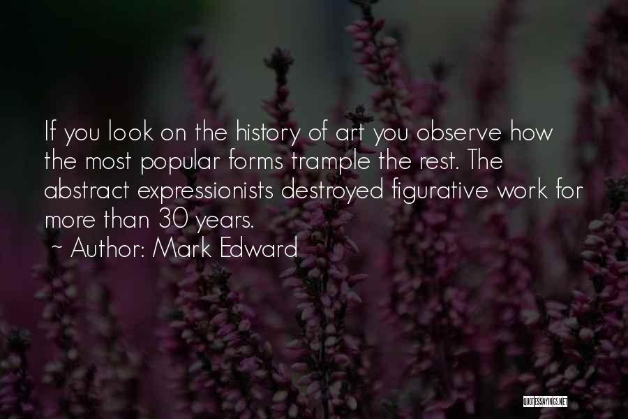 Figurative Quotes By Mark Edward