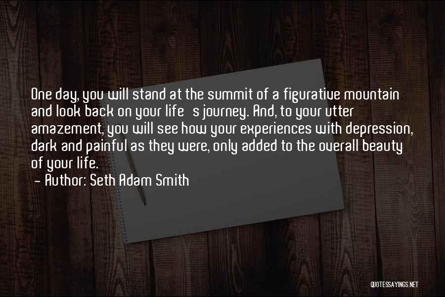 Figurative Quotes By Seth Adam Smith
