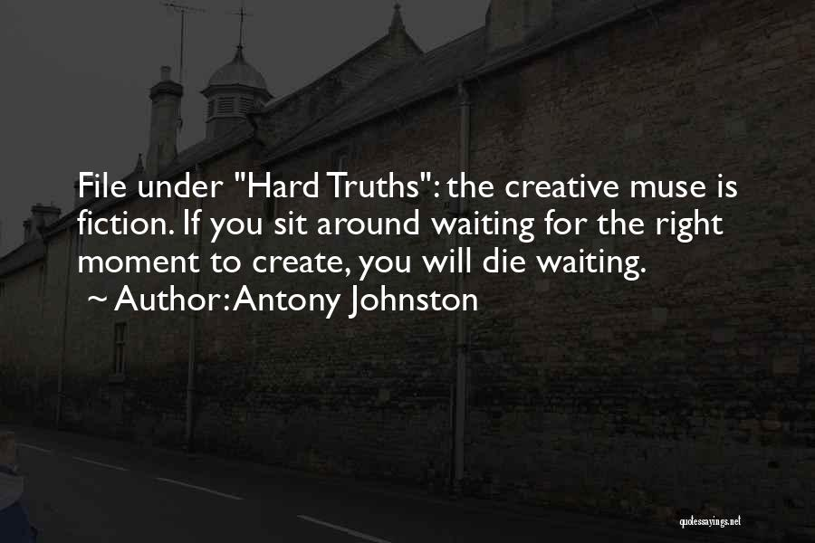 File Quotes By Antony Johnston