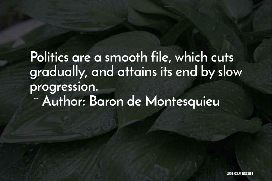 File Quotes By Baron De Montesquieu