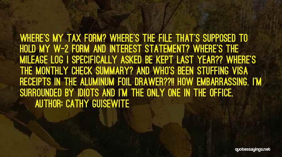 File Quotes By Cathy Guisewite