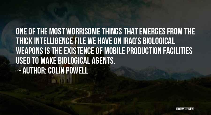 File Quotes By Colin Powell