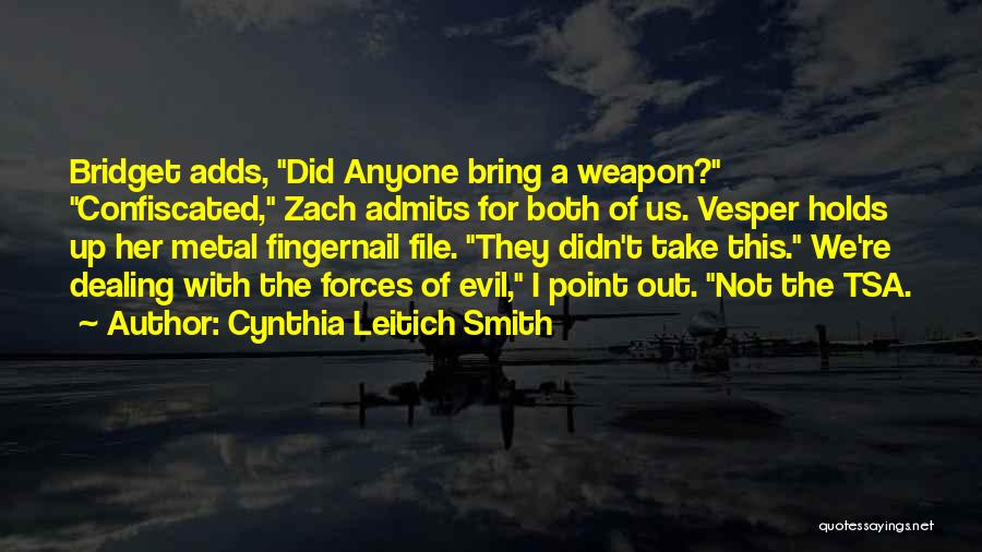 File Quotes By Cynthia Leitich Smith
