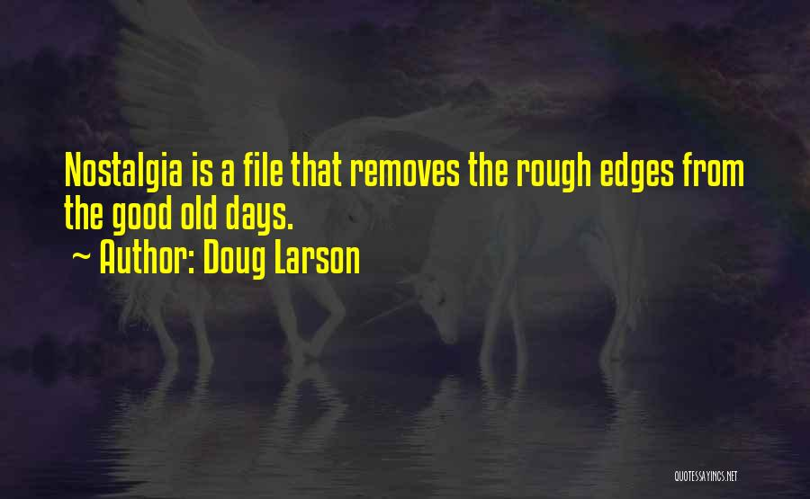 File Quotes By Doug Larson