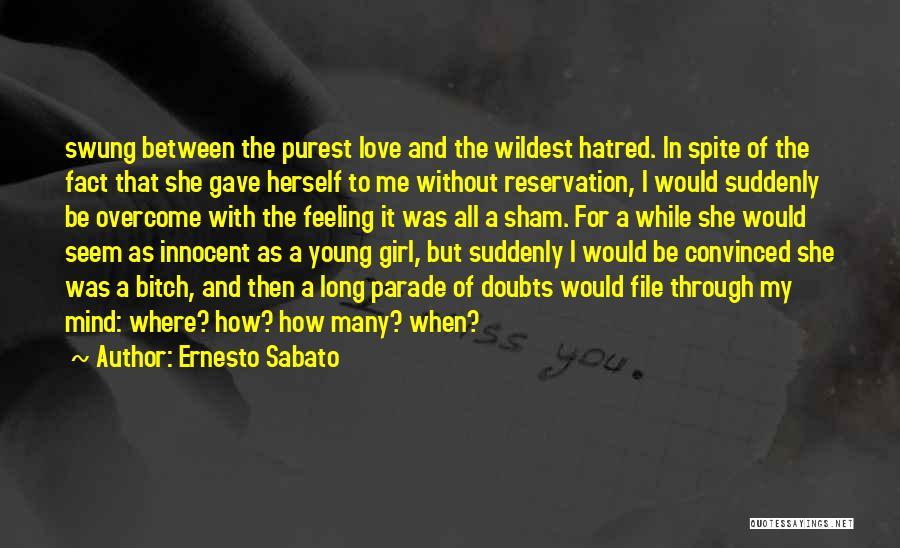 File Quotes By Ernesto Sabato