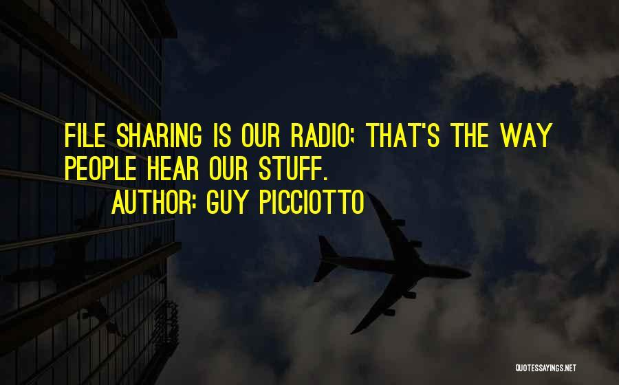 File Quotes By Guy Picciotto