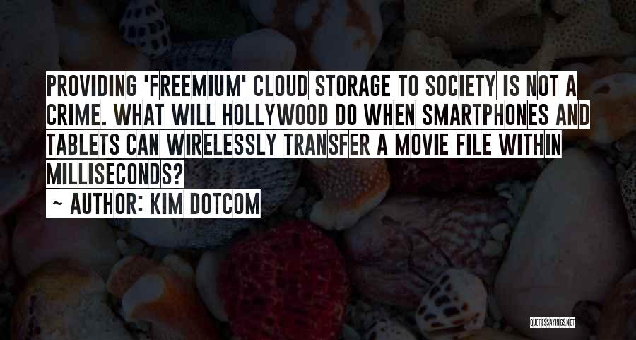 File Quotes By Kim Dotcom