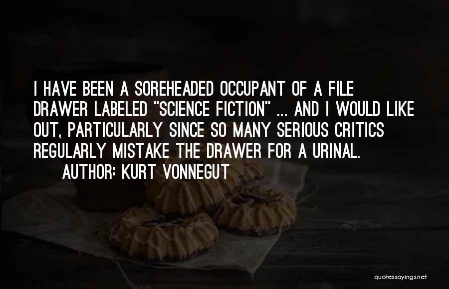 File Quotes By Kurt Vonnegut