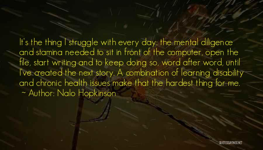 File Quotes By Nalo Hopkinson