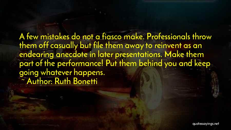 File Quotes By Ruth Bonetti