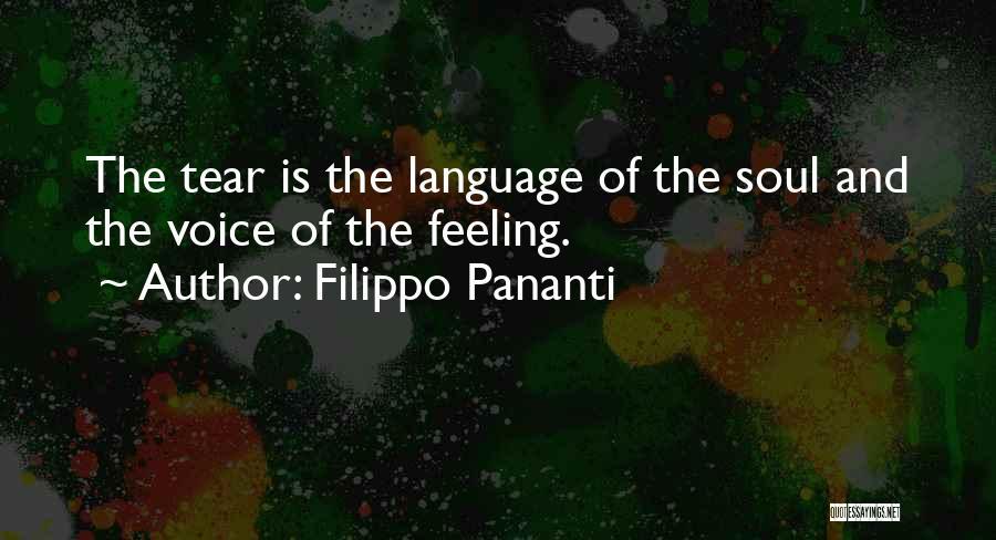 Filippo Pananti Quotes 948269