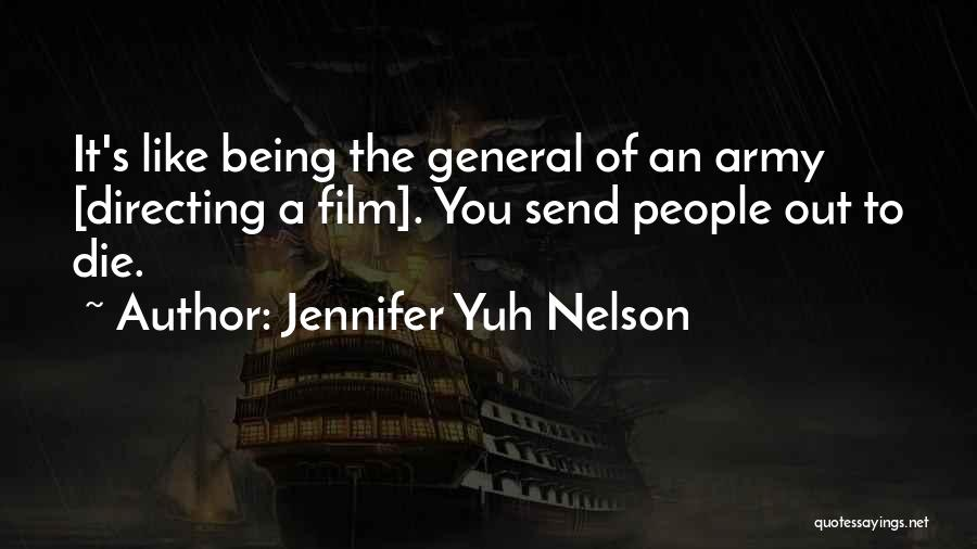 Film Directing Quotes By Jennifer Yuh Nelson