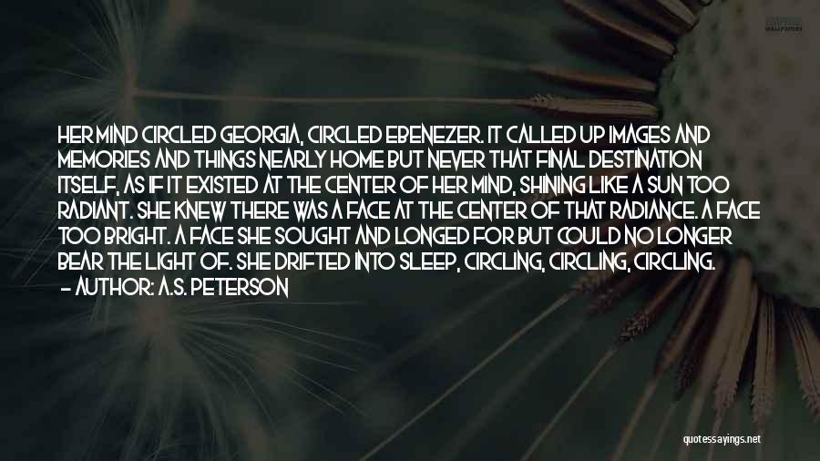 Final Destination 3 Quotes By A.S. Peterson