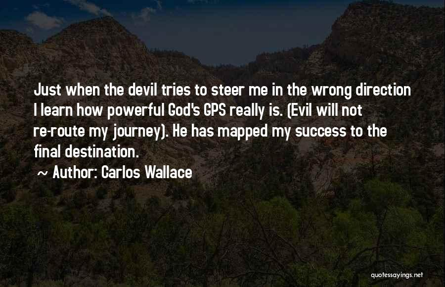 Final Destination 3 Quotes By Carlos Wallace