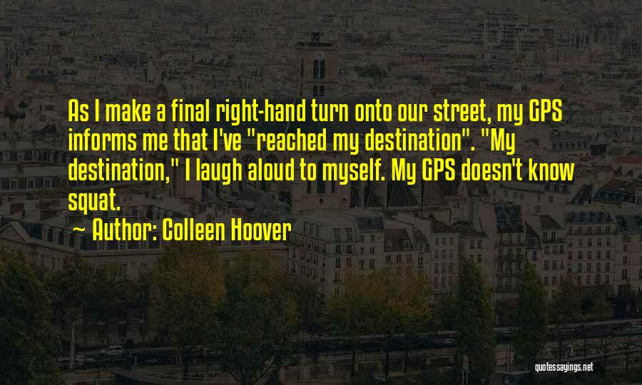 Final Destination 3 Quotes By Colleen Hoover