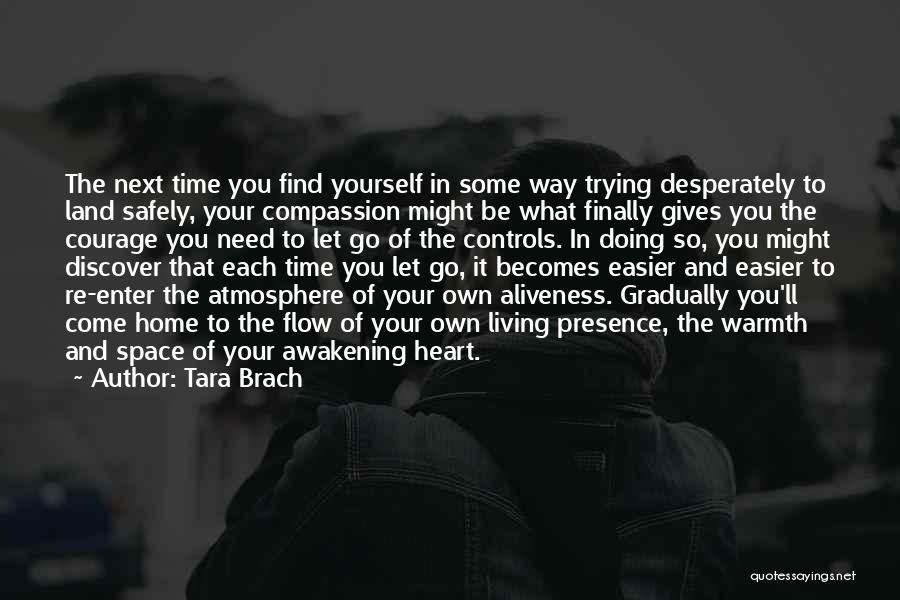 Finally Find You Quotes By Tara Brach