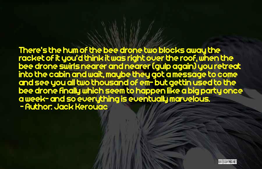 Finally Got To See You Quotes By Jack Kerouac