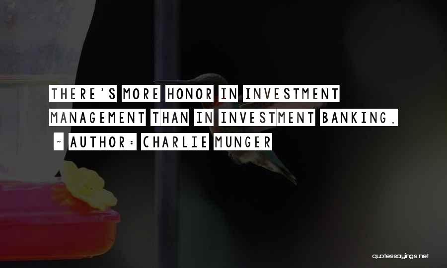 Finance And Banking Quotes By Charlie Munger