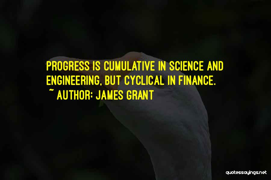Finance And Banking Quotes By James Grant