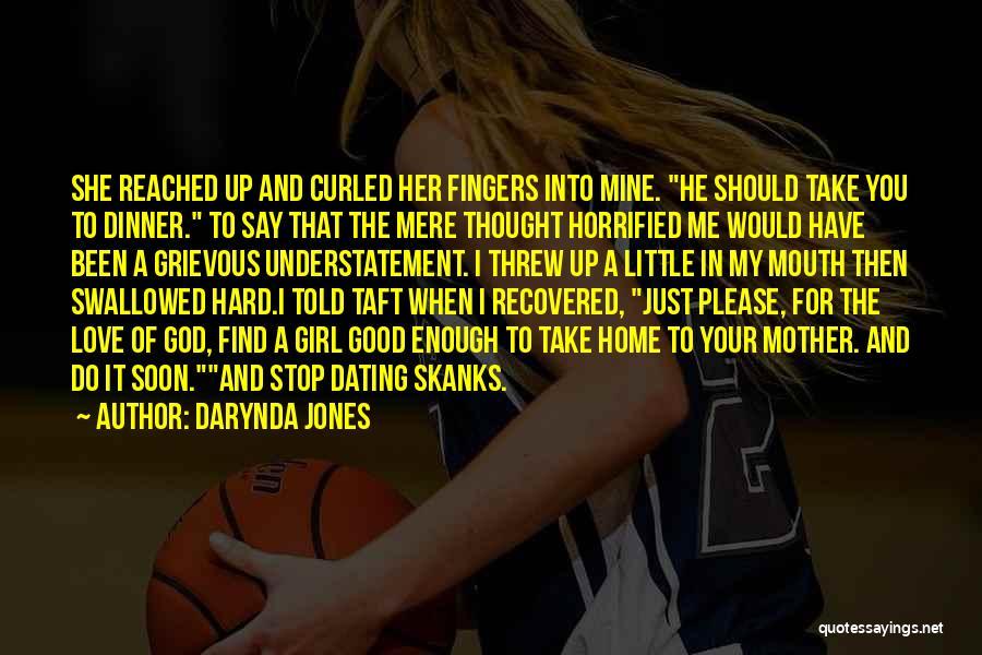 Find Good Love Quotes By Darynda Jones