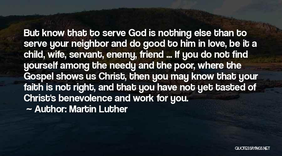 Find Good Love Quotes By Martin Luther