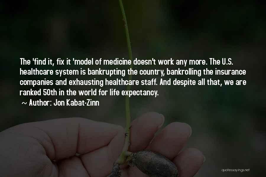Find Life Insurance Quotes By Jon Kabat-Zinn