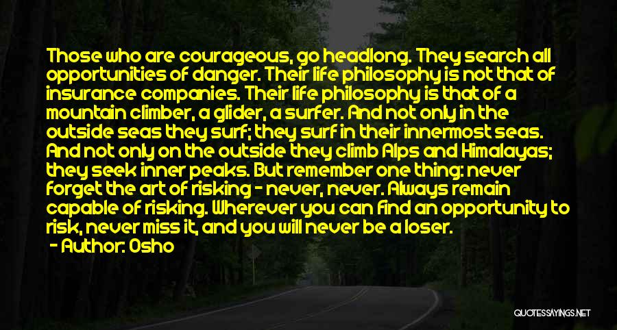 Find Life Insurance Quotes By Osho