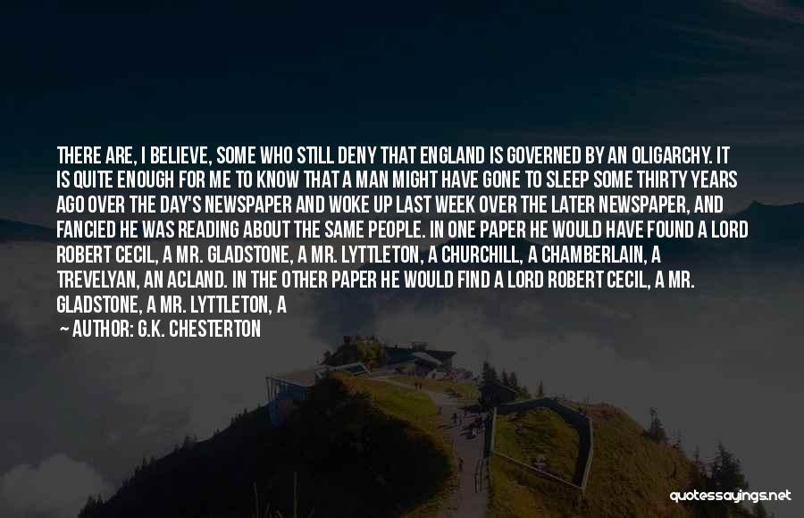Find Me A Man Who Quotes By G.K. Chesterton