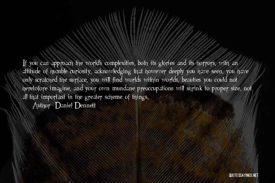 Find The Beauty Quotes By Daniel Dennett
