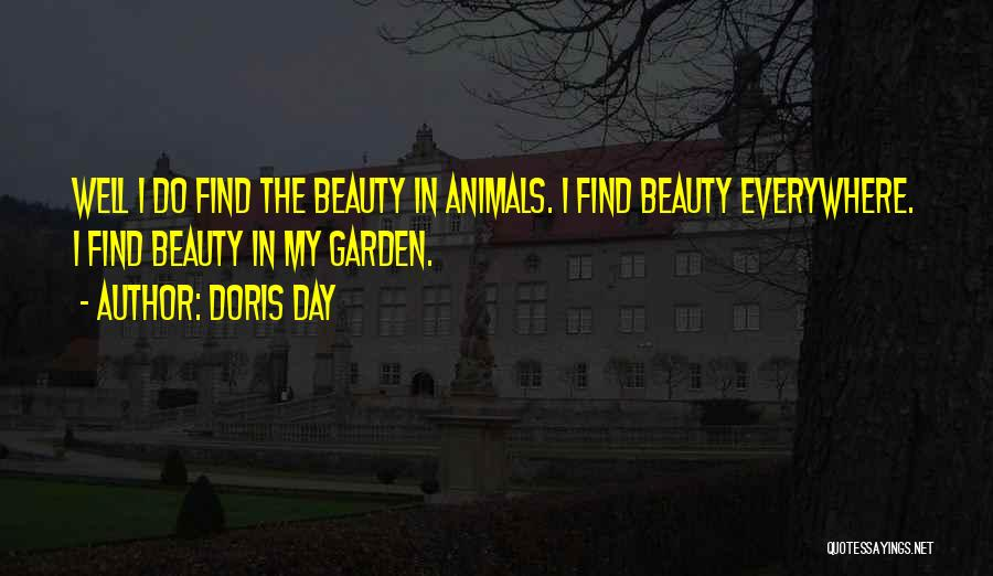 Find The Beauty Quotes By Doris Day