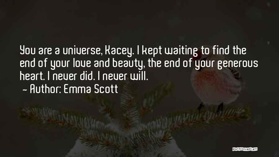 Find The Beauty Quotes By Emma Scott