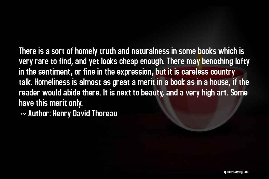 Find The Beauty Quotes By Henry David Thoreau