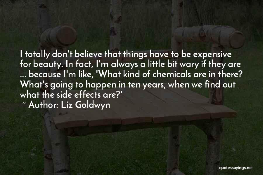 Find The Beauty Quotes By Liz Goldwyn