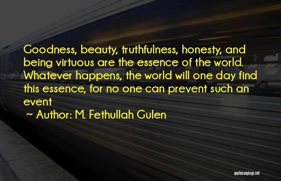 Find The Beauty Quotes By M. Fethullah Gulen