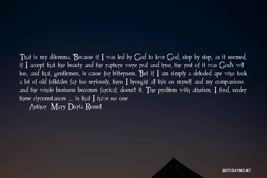 Find The Beauty Quotes By Mary Doria Russell