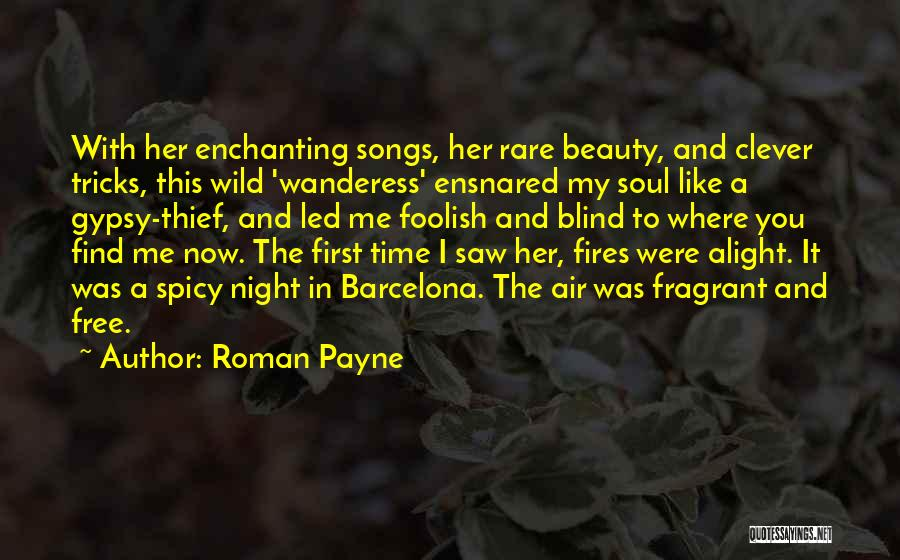 Find The Beauty Quotes By Roman Payne