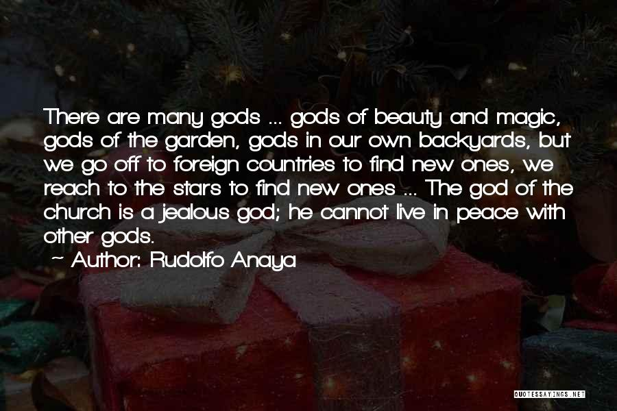 Find The Beauty Quotes By Rudolfo Anaya