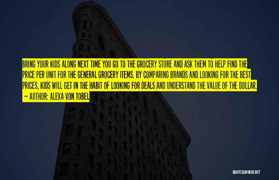 Find The Best In You Quotes By Alexa Von Tobel