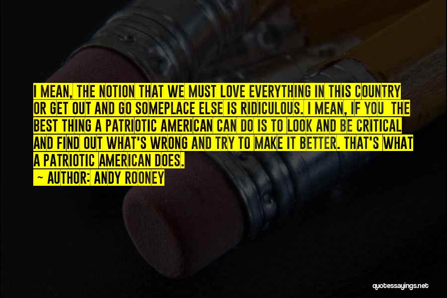 Find The Best In You Quotes By Andy Rooney