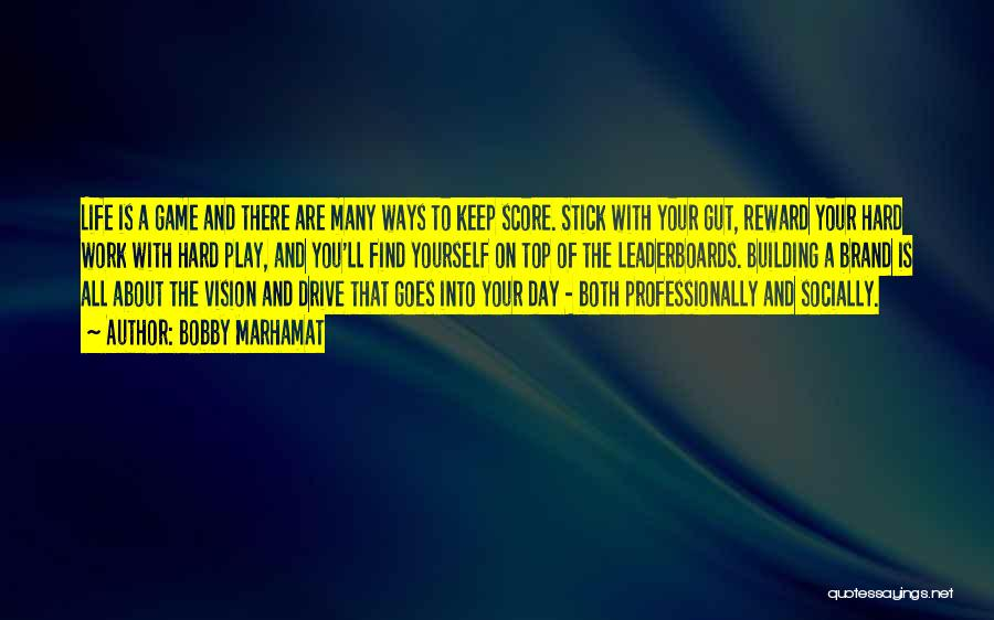 Find The Best In You Quotes By Bobby Marhamat