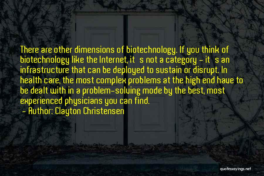 Find The Best In You Quotes By Clayton Christensen